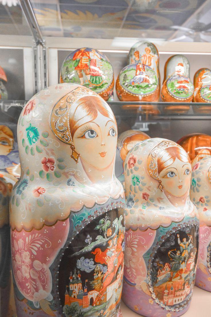 European collectibles at Taste of Europe in Arlington, Texas