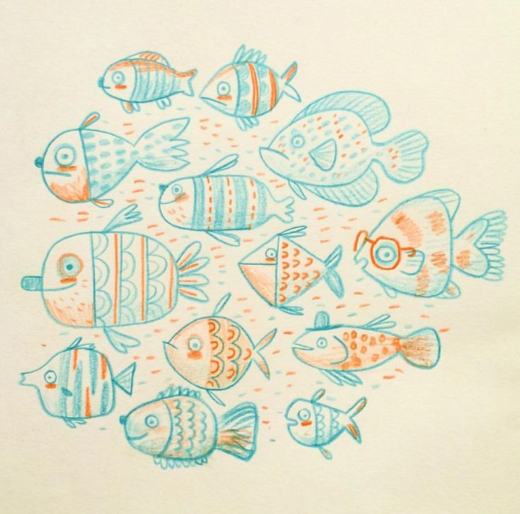 181 best All About Sea images on Pinterest | Animales ilustrados ...