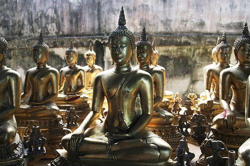 Buddha Factory Phitsanulok by simonparisphotography, via Flickr