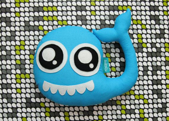 Hey, I found this really awesome Etsy listing at https://www.etsy.com/listing/255238699/blue-plush-happy-teeth-whale-soft-and