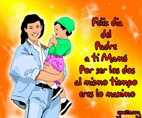 Papá - mamá