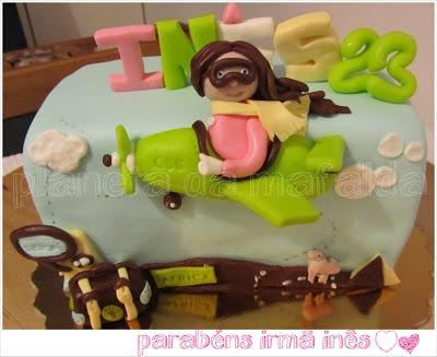 Planeta da Mafalda - Cakes