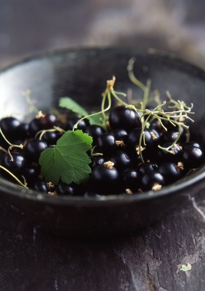 Brits love blackcurrants - as do I I grew up on Ribena made from blackcurrants and blackcurrant jam - very unique flavour but they must be cooked to taste good - like rhubarb!!