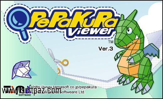 Download Pepakura Viewer setup at breakneck speeds with resume support. Direct download links. No waiting time. Visit https://www.softpaz.com/software/download-pepakura-viewer-windows-138295.htm and click the download now button.