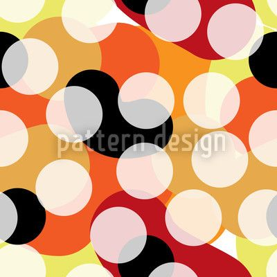 Aboriginal Colors designed by Matthias Hennig, vector download available on patterndesigns.com