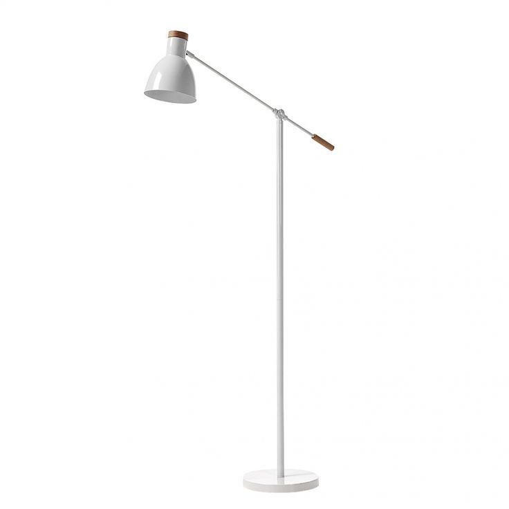 Staande lamp Tescarle I - metaal - 1 lichtbron