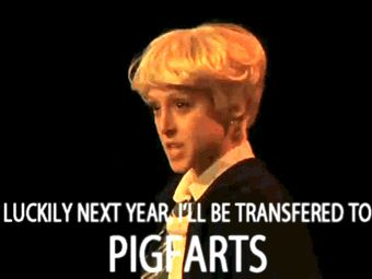 A Very Potter Musical #AVPM #Pigfarts