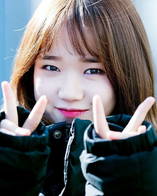 """82 Likes, 8 Comments - YOO (@yoojung.ioi) on Instagram: """"[170217] #유정#YOOJUNG Naver x Dispatch"""""""