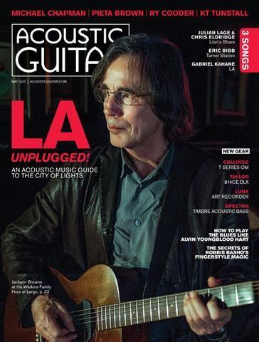 Buy Acoustic Guitar Magazine Subscription| Guitar Mag| Magazinecafestore.com