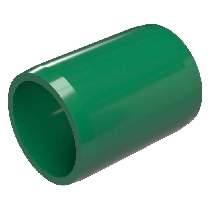 "3/4"" External PVC Coupling - Furniture Grade"