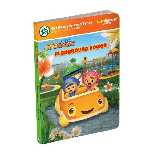 LeapFrog LeapReader Junior Book: Nickelodeon Team Umizoomi (works with Tag Junior) Team Umizoomi http://www.amazon.com/dp/B00CRZXWZG/ref=cm_sw_r_pi_dp_Vxviwb1D817SN