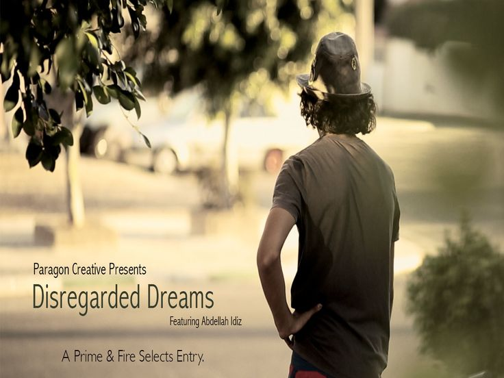 Disregarded Dreams by Rachid Wyatt sponsored by Prime & Fire
