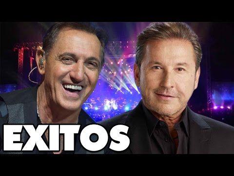 RICARDO MONTANER Y FRANCO DE VITA EXITOS Sus Mejores Canciones - YouTube