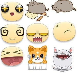 facebook stickers store free download
