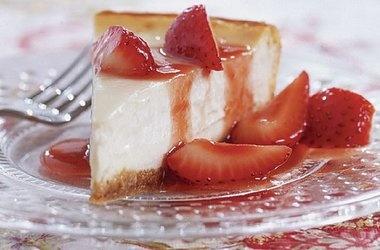Light New York Cheesecake Recipes | Health | Pinterest