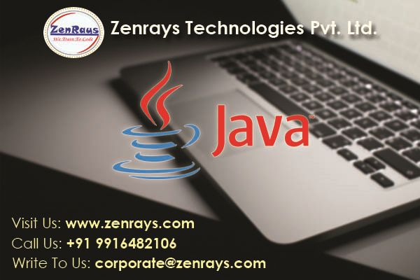 Best Java Training Institute in Bangalore  We are providing JAVA, J2EE, JSP, Spring and Hibernate Training in Koramangala, Bangalore, Hubli, Mangalore, Belgaum, Delhi and Gurgaon with 100% job Support. You will not only trained in concepts, but also code from the beginning. Hands-On Training, Work on Live Project, Training by Experts, Placement Support Powered By IITians. Best Training in Bangalore. trainings@zenrays.com and 9916482106 for more information.  Visit us…