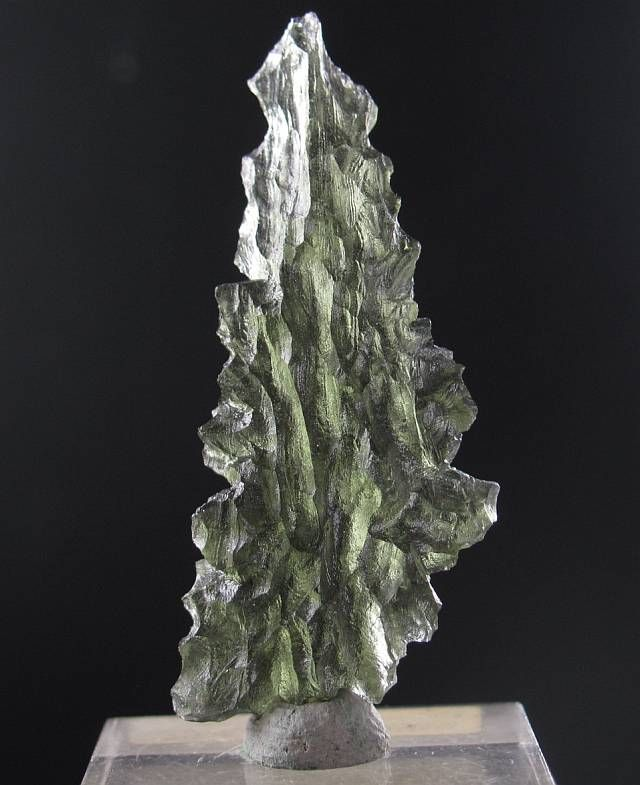 +AAA Rare super shape Moldavite 31 cts from Besednice - Rockshop.cz - Fine Minerals,Moldavites and Jewelry