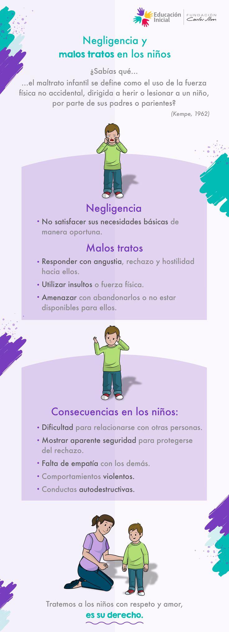 #Niños #Bebés #Maltrato #Violencia #Negligencia #Cuidados