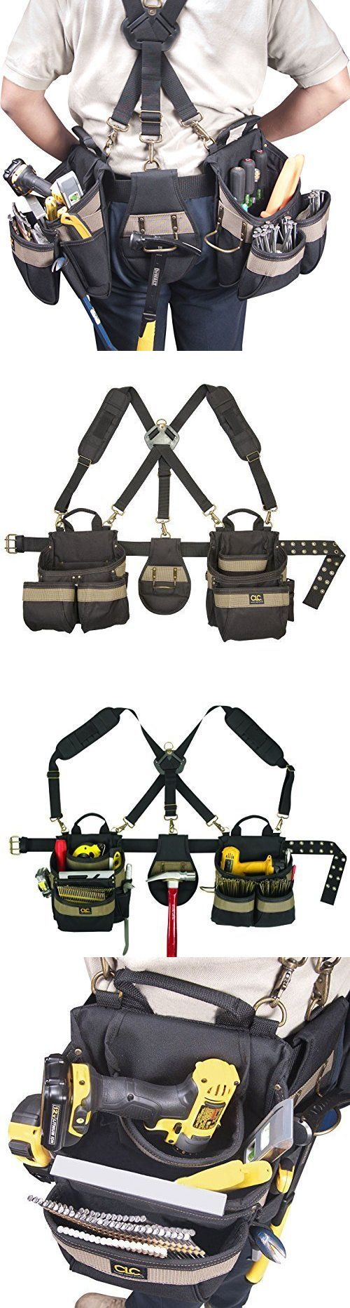 Bags Belts and Pouches 42362: Carpenter Contractor Electrician Construction Tool Belt Pouch Pocket Storage Bag -> BUY IT NOW ONLY: $59.99 on eBay!