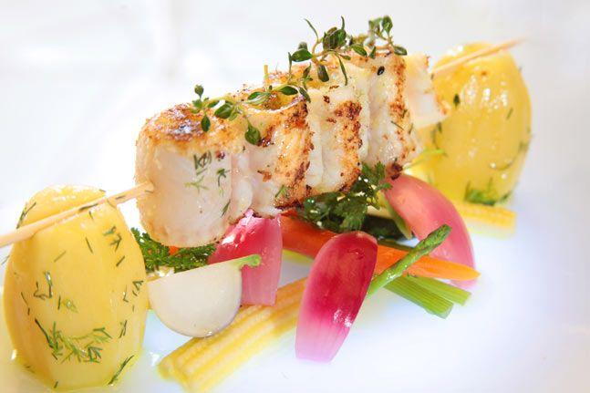 Niko Sinisgalli, Executive Chef & Restaurant Manager, Ristorante Tazio