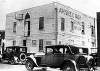 Azusa Street Revival - Wikipedia, the free encyclopedia