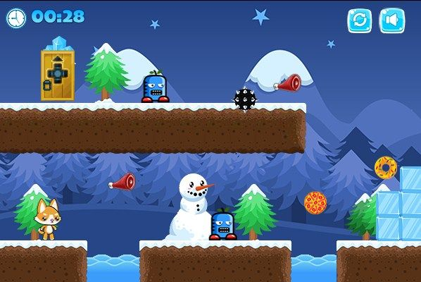 Toby's adventures is an HTML5 game for PC, tablet and mobile devices. Developed with Phaser, a popular game framework, all you need to edit the game is a text editor. Collect all the food and reach the door to finish the level. Break bricks, avoid obstacles and enemies on your way. There are 15 levels to play. #games #construct2 #html5 #javascript #fun #mobilegames #racinggames #fungames #sportgames #cardgames
