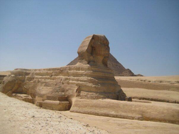 Sphinx, Giza, Cairo, Egypt
