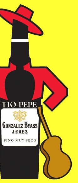 TIO PEPE Jerez I think the word sherry comes from Jerez where it is produced