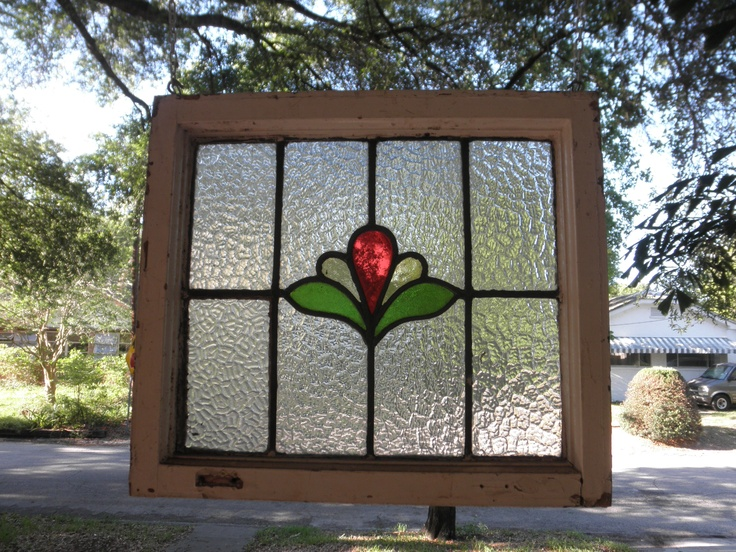 I bought this window in Andersonville, Georgia and have been hauling it from house to house for 15 years.  Perfect for Nawaka!