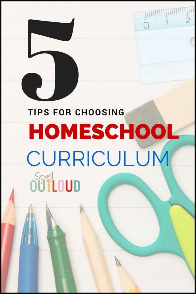 63 best homeschool curriculum ideas images on pinterest homeschool tips for choosing homeschool curriculum fandeluxe Gallery