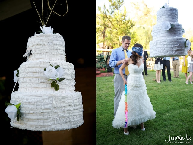 wedding pinata time brings out the kid in every bride. Black Bedroom Furniture Sets. Home Design Ideas