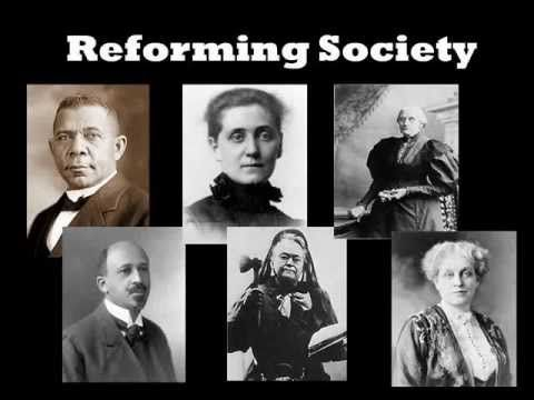 the social reforms that dominated the progressive era in america The reform proposals of the progressive era differed from those of these earlier   social justice progressives wanted an activist state whose first priority was to   the hostility of the male-dominated american medical association and the public .