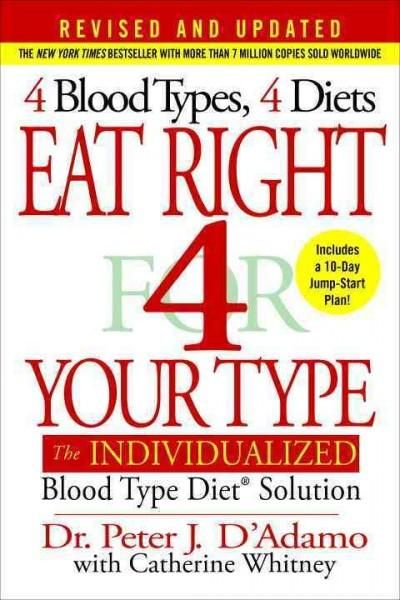 9 best new non fiction 318 images on pinterest eat right 4 your type revised and updated the individualized blood type diet solution ebook dr peter j fandeluxe Images