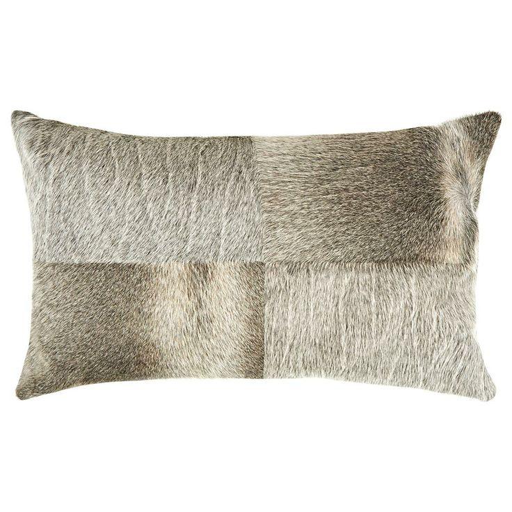 Scandinavian Collection - Cow Skin Cushion/CUSHIONS/ATELIER BOUCLAIR|Bouclair.com