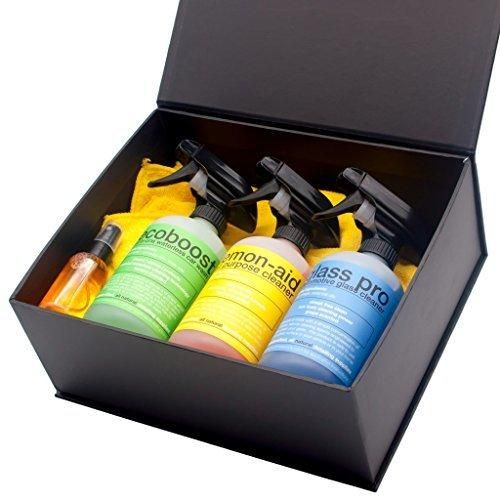 Shine Society DT1 The Complete Mobile Car Wash Kit 23 pc Waterless Detailing Car Care Bundle