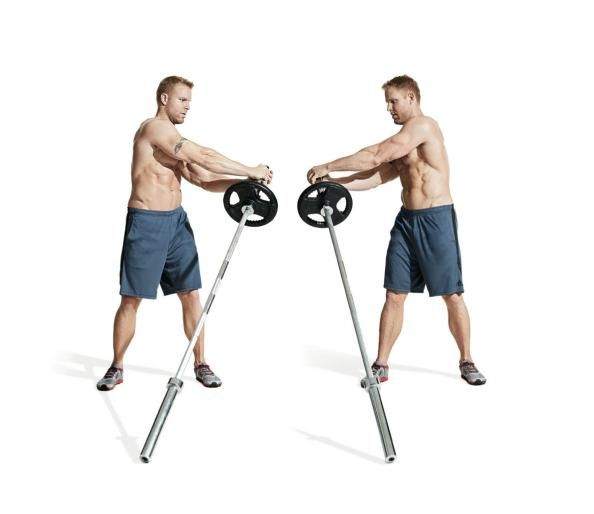 """6 Exercises to get """"Sex Lines"""" - Cable Crunches - How to Get """"Sex Lines""""—in just 6 Moves - Men's Fitness"""