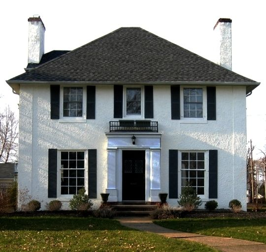 Best 25+ White stucco house ideas on Pinterest | Mediterranean cribs, White  mansion and Stucco homes