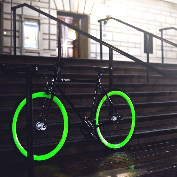 Fab.com | The Hotel Glow Fixie- glows in the dark. I WANT IT!