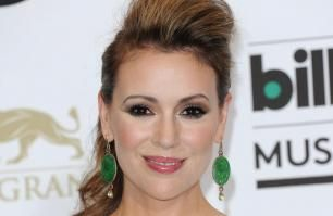 Alyssa Milano wants to lose 10 pounds