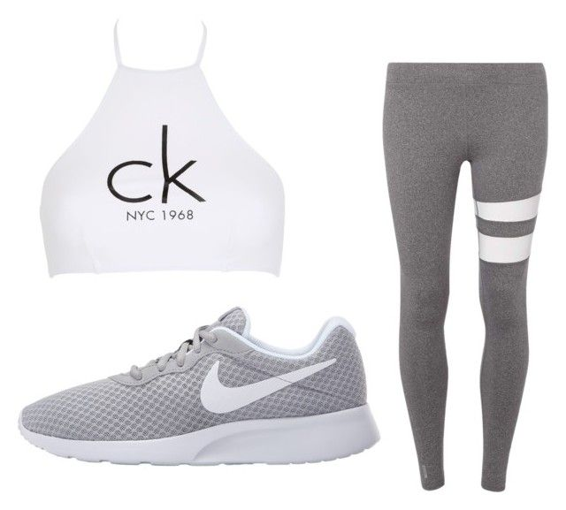 """look11"" by lucianatorrez on Polyvore featuring Calvin Klein, Dorothy Perkins and NIKE"