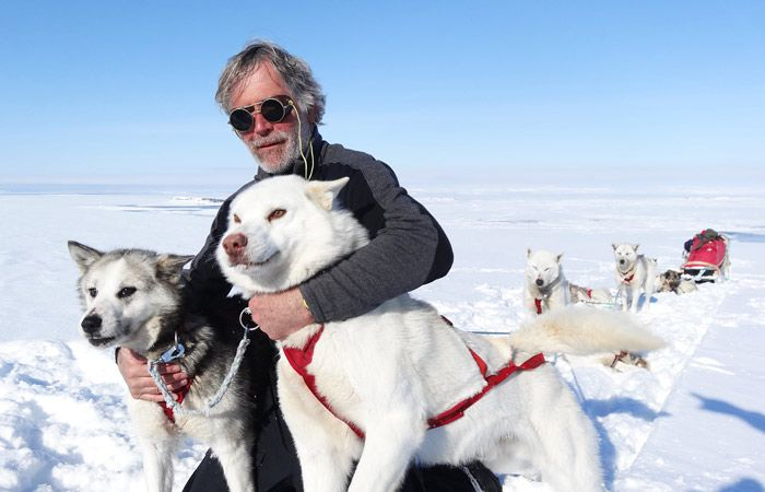 "Primus sponsors adventures every now and again and ""In Amundsens footsteps"" is one of them. A musher adventure in the wild Alaska."