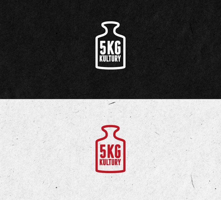 logo and website for 5 kilo kultury (5 kg of culture)