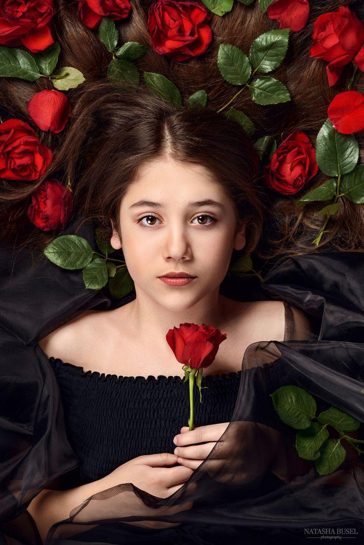 One Perfect Rose by Natasha Busel