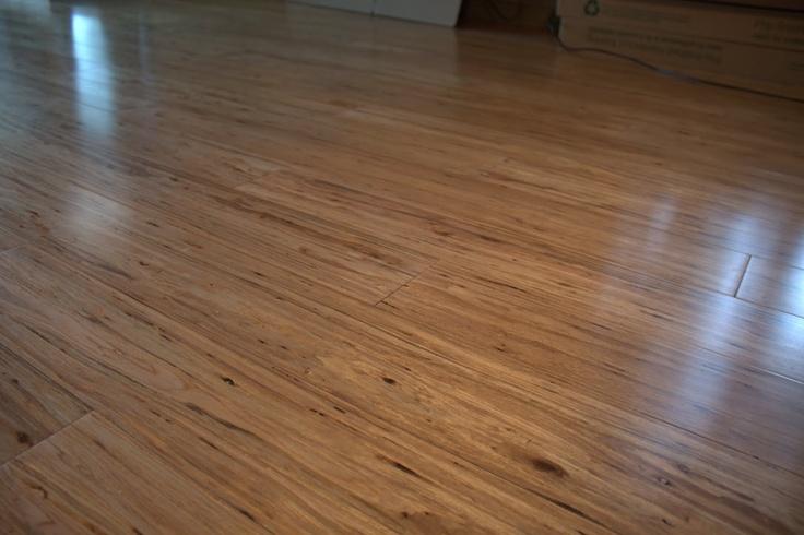 Strand bamboo eucalyptus strand sandstone floors for Bamboo flooring portland