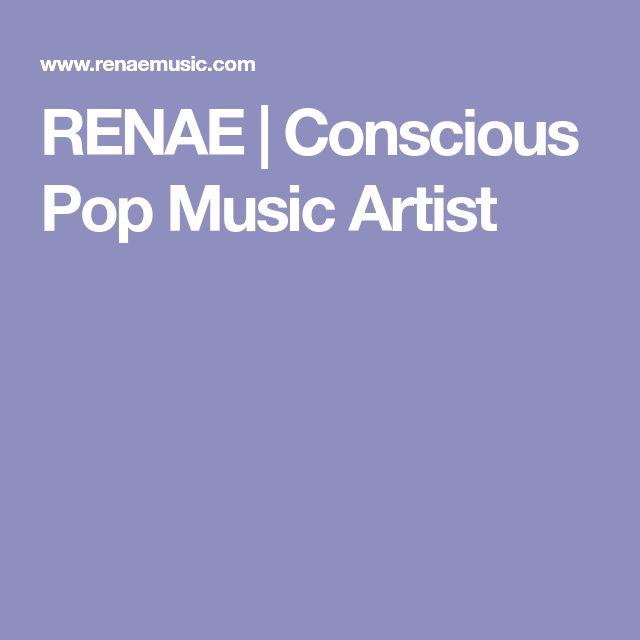 RENAE | Conscious Pop Music Artist