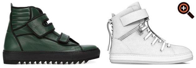 Herren Sneaker von Dsquared, Philipp Plein, Giuseppe Zanotti, Gucci, Y-3