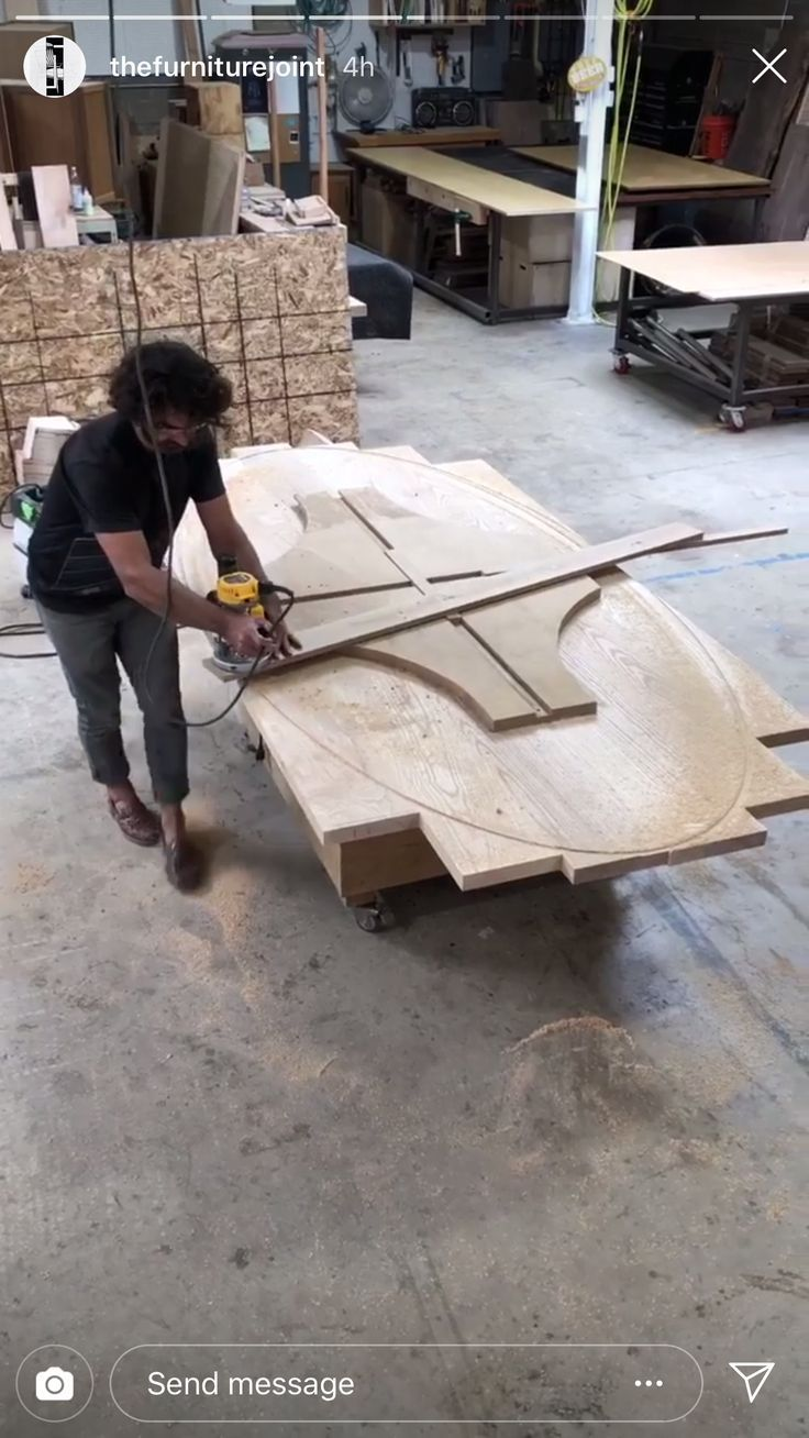 Ellipse – Holzbearbeitung – #Ellipse #woodworking