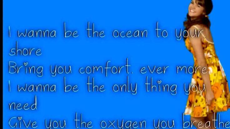 """Lyrics to """"Oxygen"""" by Maia Mitchell"""