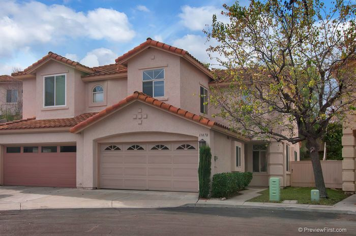 SOLD $545,000 Scripps Ranch  Beautifully remodelled attached home