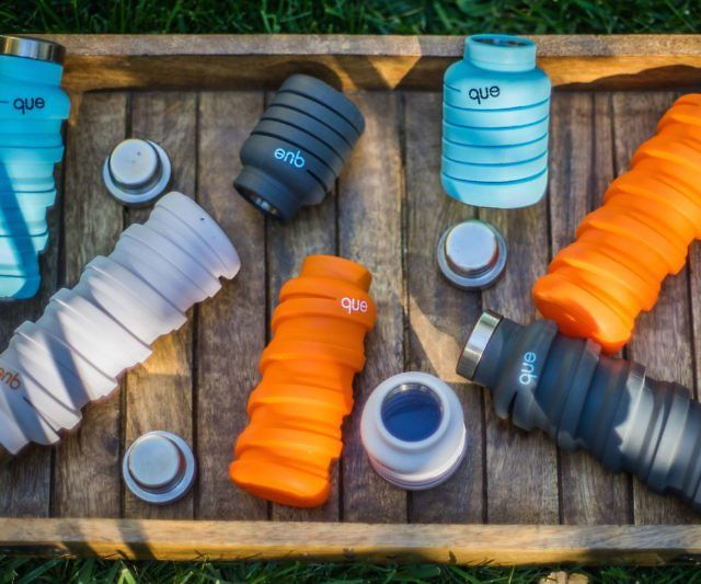 Collapsible Water Bottle - https://tiwib.co/collapsible-water-bottle-2/ #Camping+Outdoors, #TravelGear #gifts #giftideas #2017giftideas #xmas